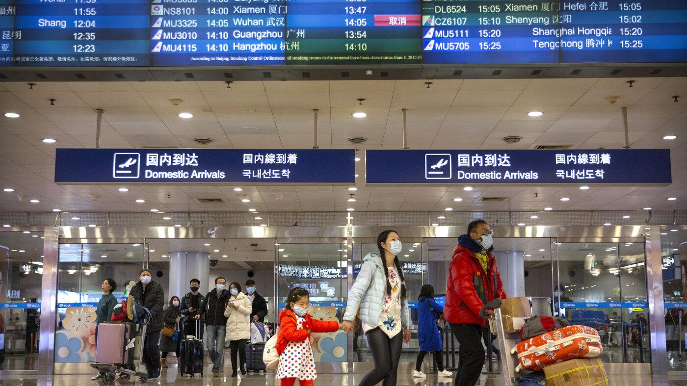 Kina Viruset 2019 Ncov Det Vil Ta Minst Ett Ar Til